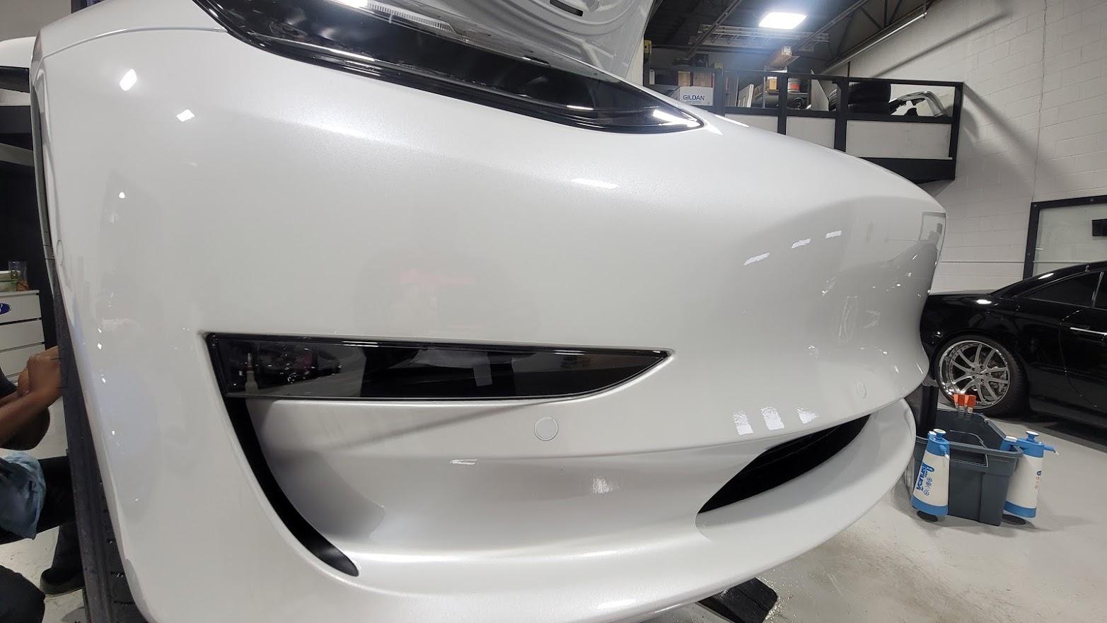 Best Tesla Protection - Ceramic Pro Ceramic Coating, XPEL PPF