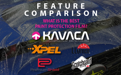 What is the Best Paint Protection Film/PPF?